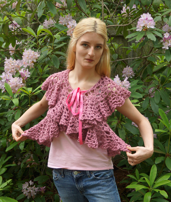 The Traveler Shawl - Amanda Schaefer Crochetier - Free Crochet Patterns